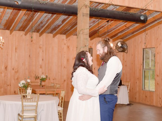 Cory and Regan's Wedding in Carriere, Louisiana 2
