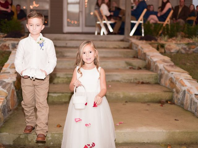 Cory and Regan's Wedding in Carriere, Louisiana 9