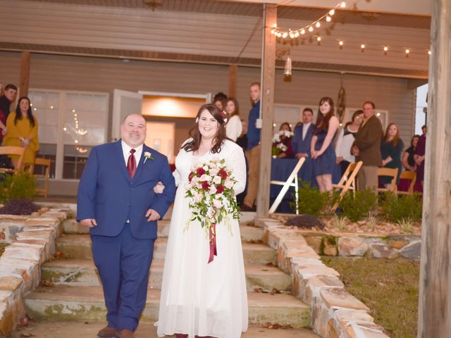 Cory and Regan's Wedding in Carriere, Louisiana 10