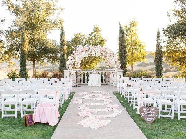 Matt and Lori's Wedding in Chino Hills, California 5