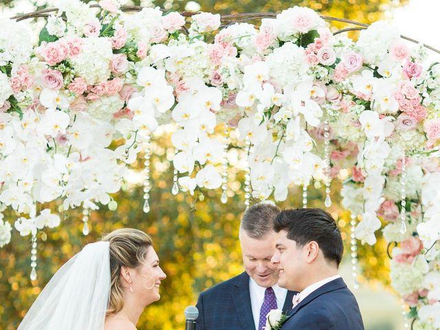 Matt and Lori's Wedding in Chino Hills, California 8