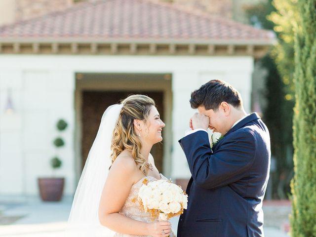Matt and Lori's Wedding in Chino Hills, California 12