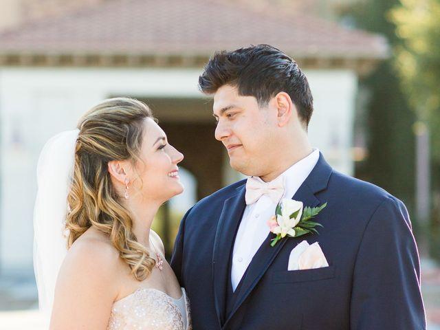 Matt and Lori's Wedding in Chino Hills, California 13
