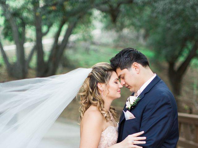 Matt and Lori's Wedding in Chino Hills, California 1