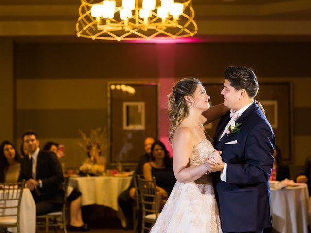 Matt and Lori's Wedding in Chino Hills, California 16