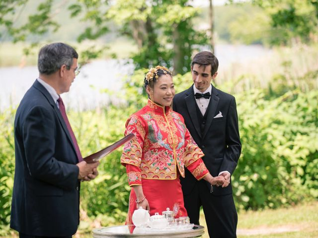 Andrew and Fufan's Wedding in Old Lyme, Connecticut 13