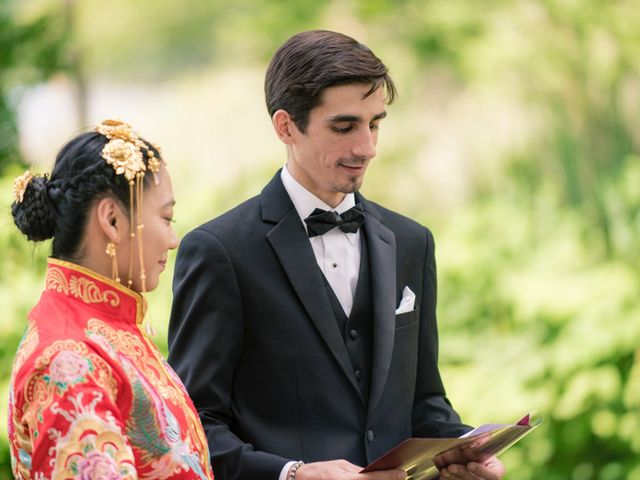 Andrew and Fufan's Wedding in Old Lyme, Connecticut 17