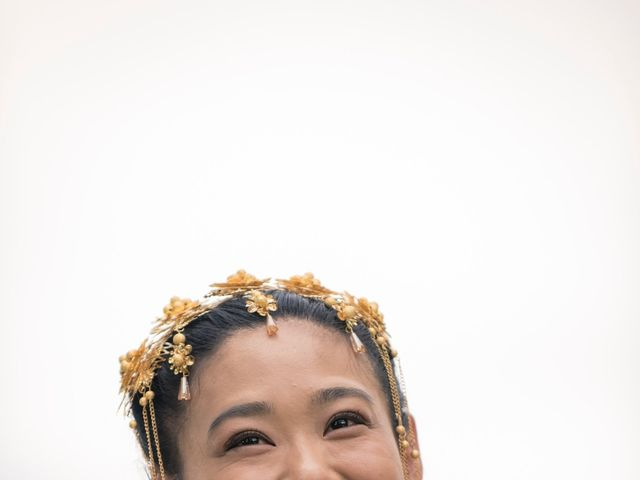Andrew and Fufan's Wedding in Old Lyme, Connecticut 18