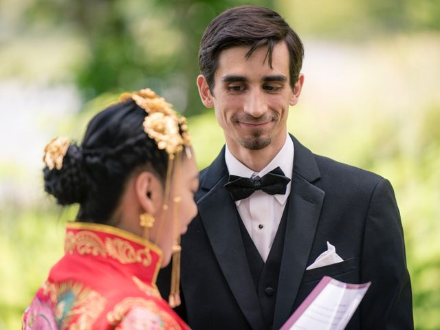 Andrew and Fufan's Wedding in Old Lyme, Connecticut 21