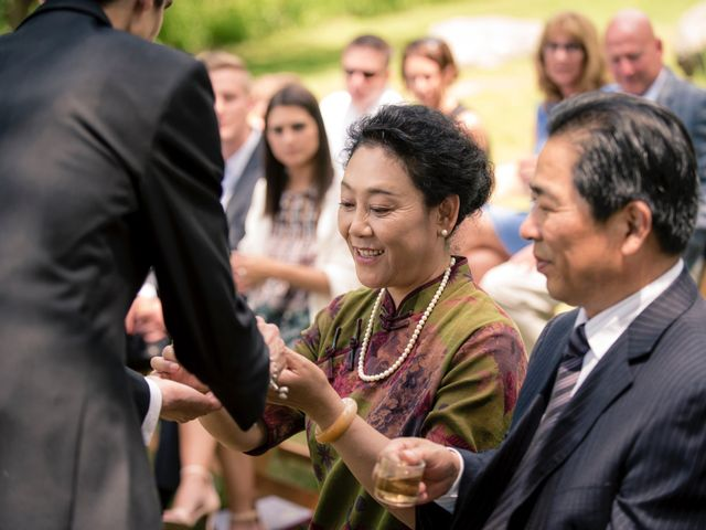 Andrew and Fufan's Wedding in Old Lyme, Connecticut 24