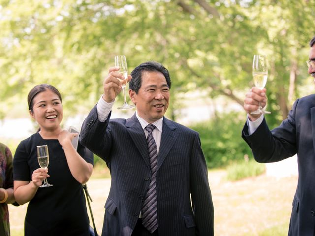 Andrew and Fufan's Wedding in Old Lyme, Connecticut 28