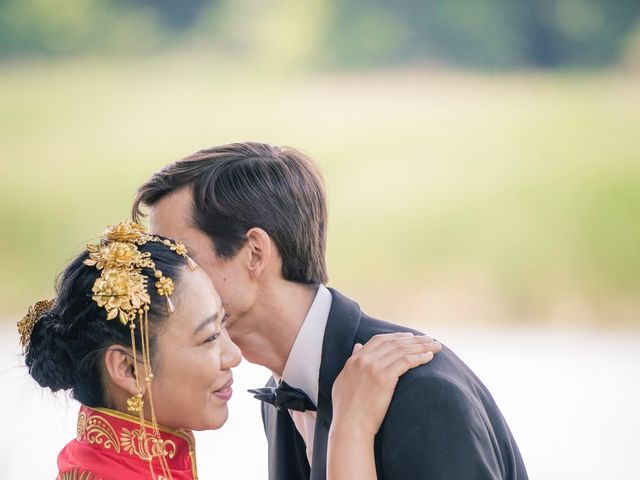 Andrew and Fufan's Wedding in Old Lyme, Connecticut 31