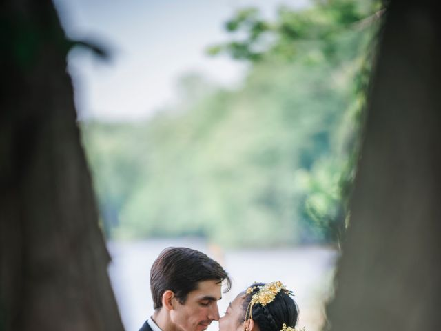 Andrew and Fufan's Wedding in Old Lyme, Connecticut 32