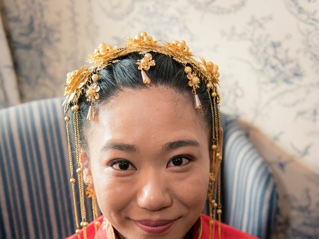Andrew and Fufan's Wedding in Old Lyme, Connecticut 43
