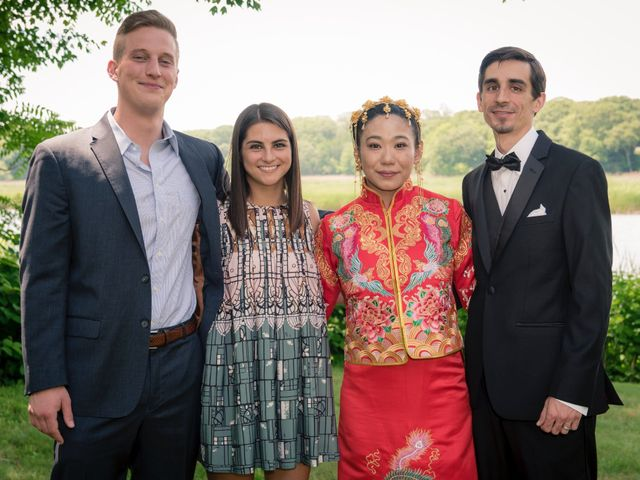 Andrew and Fufan's Wedding in Old Lyme, Connecticut 61