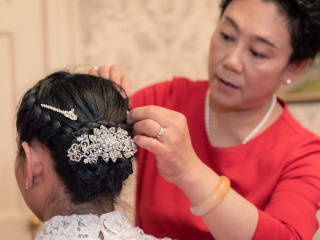 Andrew and Fufan's Wedding in Old Lyme, Connecticut 63
