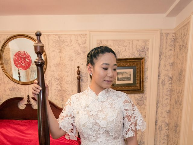 Andrew and Fufan's Wedding in Old Lyme, Connecticut 66
