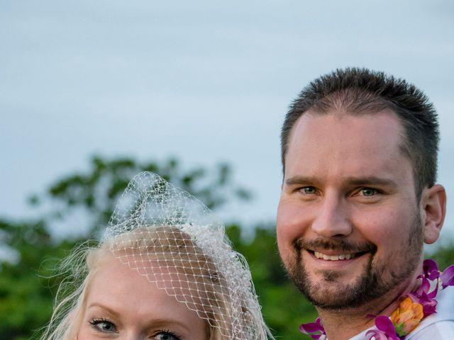 Mike and Brittinie's Wedding in Waikoloa, Hawaii 1