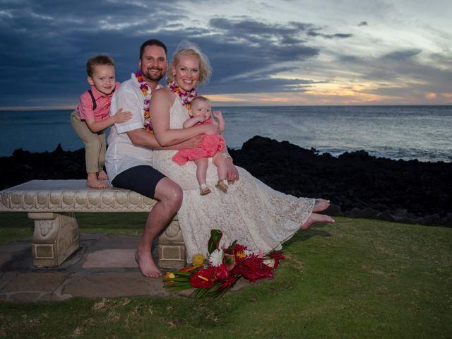 Mike and Brittinie's Wedding in Waikoloa, Hawaii 2