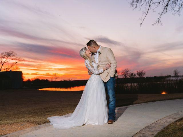 The wedding of Bailey and Payton