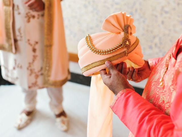 Karan and Nili's Wedding in Milan, Italy 3