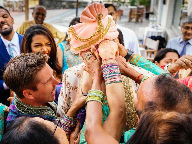 Karan and Nili's Wedding in Milan, Italy 13