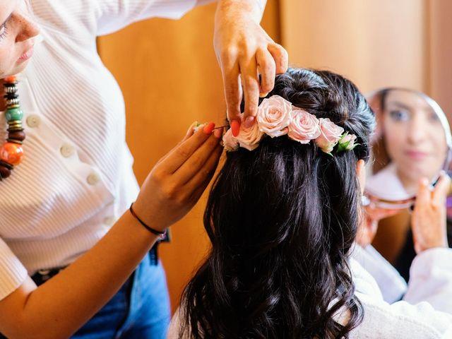Karan and Nili's Wedding in Milan, Italy 16