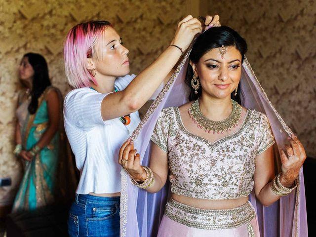Karan and Nili's Wedding in Milan, Italy 17