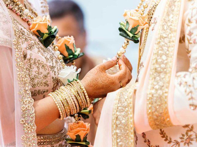 Karan and Nili's Wedding in Milan, Italy 21