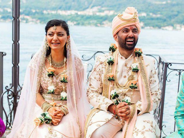 Karan and Nili's Wedding in Milan, Italy 22