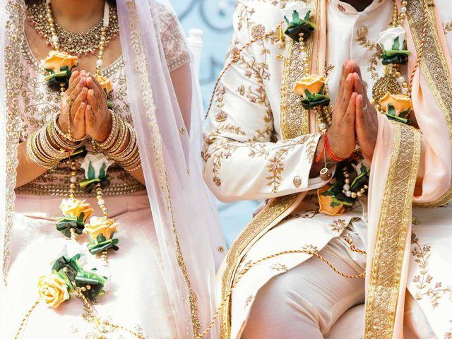 Karan and Nili's Wedding in Milan, Italy 26