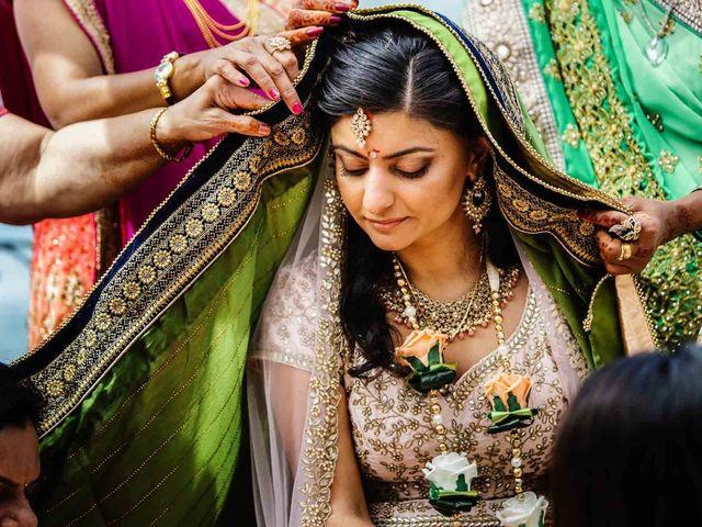 Karan and Nili's Wedding in Milan, Italy 27