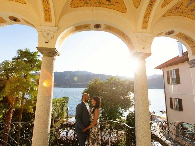 Karan and Nili's Wedding in Milan, Italy 33