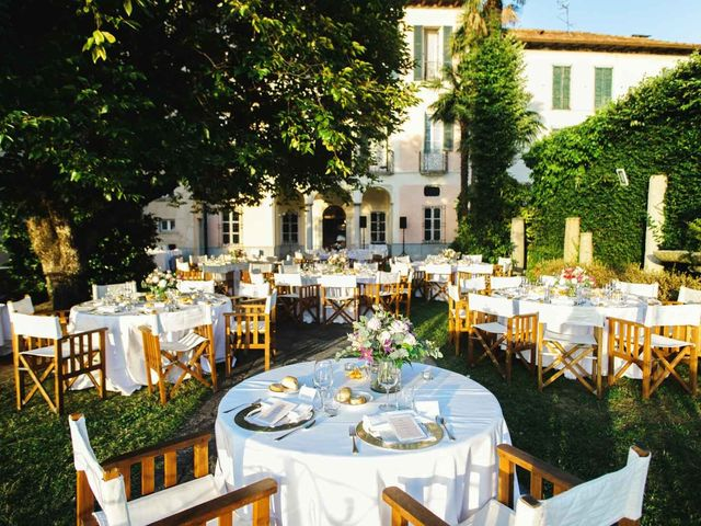 Karan and Nili's Wedding in Milan, Italy 36