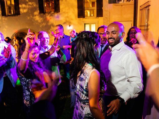 Karan and Nili's Wedding in Milan, Italy 44