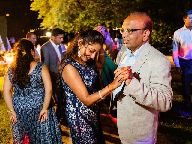 Karan and Nili's Wedding in Milan, Italy 45