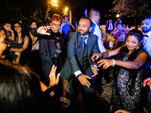 Karan and Nili's Wedding in Milan, Italy 46
