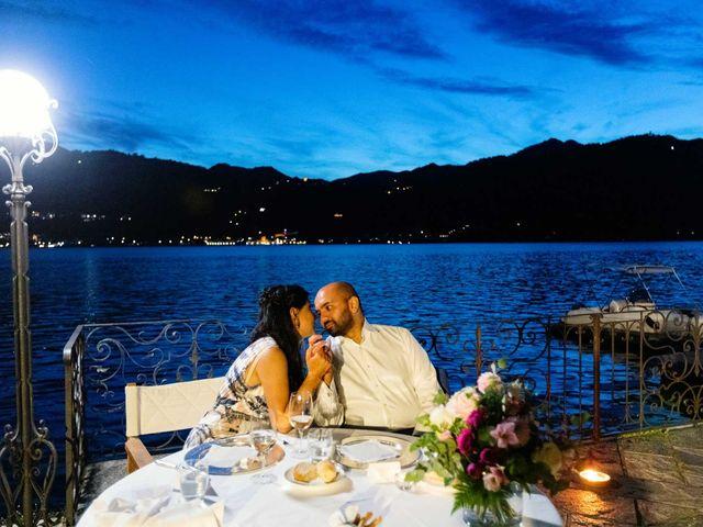 Karan and Nili's Wedding in Milan, Italy 47