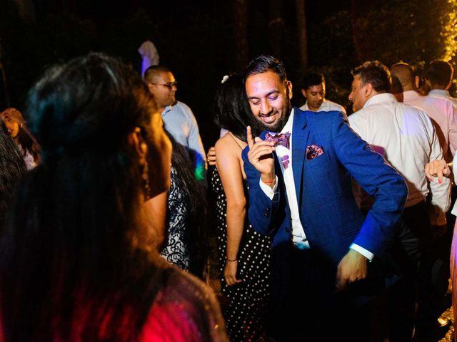 Karan and Nili's Wedding in Milan, Italy 48
