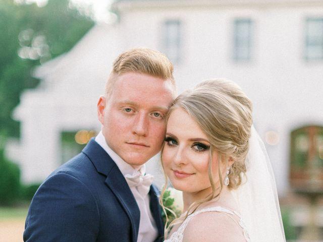 The wedding of Samantha Pipes and Noah Pipes