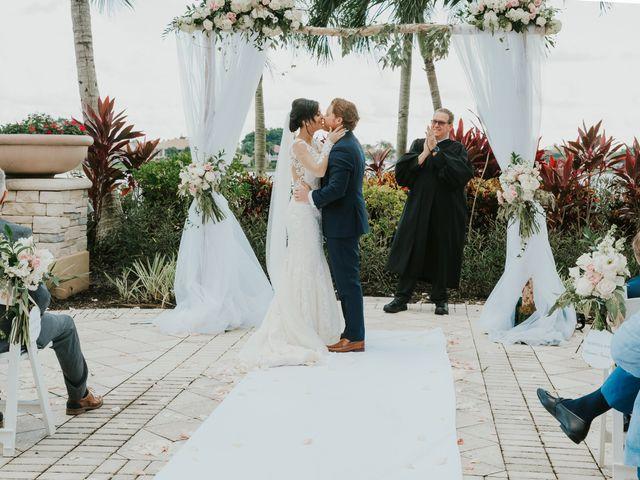 Devin and Camilla's Wedding in Miami, Florida 7