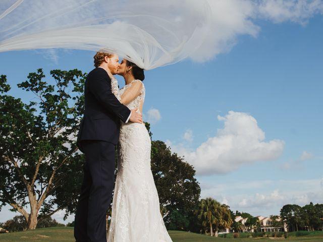 Devin and Camilla's Wedding in Miami, Florida 8