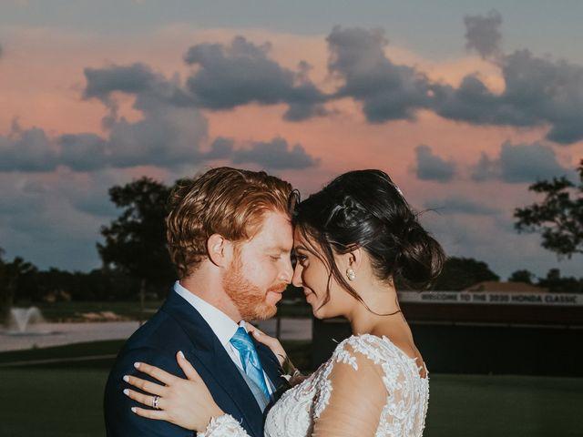 Devin and Camilla's Wedding in Miami, Florida 14