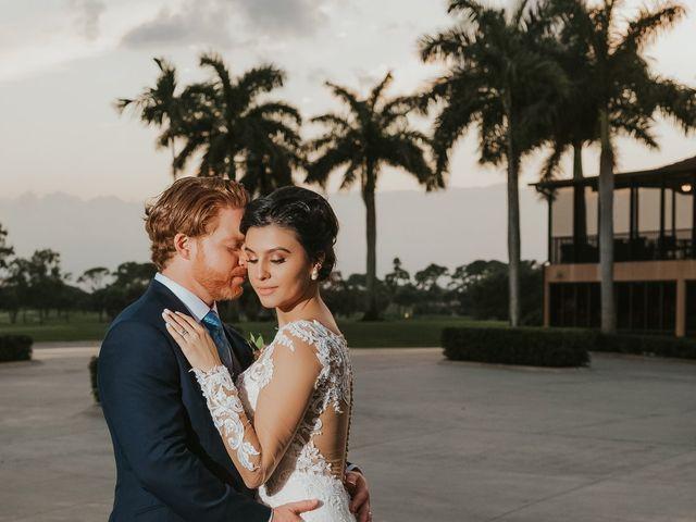Devin and Camilla's Wedding in Miami, Florida 16