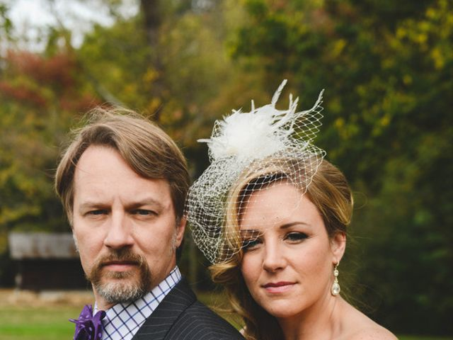 Rachelle and Jay's Wedding in Erwin, Tennessee 7