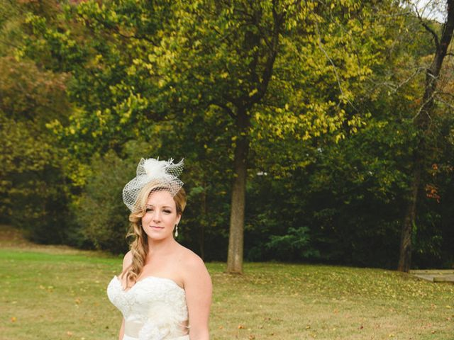 Rachelle and Jay's Wedding in Erwin, Tennessee 2