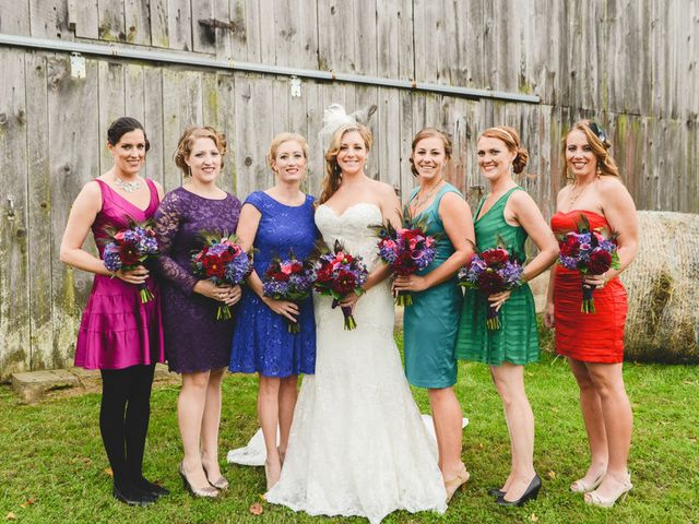 Rachelle and Jay's Wedding in Erwin, Tennessee 3