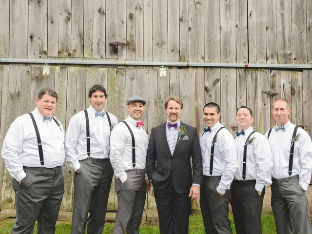 Rachelle and Jay's Wedding in Erwin, Tennessee 9