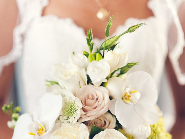 Lauren and Austen's Wedding in Saint Augustine, Florida 6