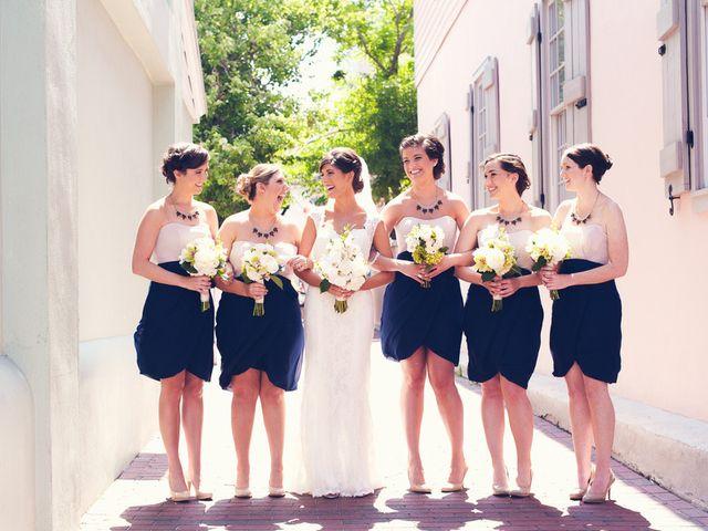 Lauren and Austen's Wedding in Saint Augustine, Florida 7